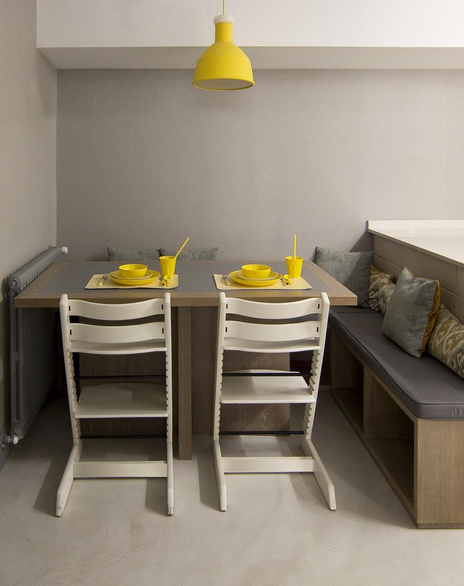 Vivienda c dr roux barcelona espacio en blanco for Compartir piso barcelona